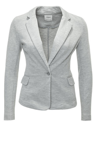 Vero Moda Women's Jersey Blazer JULIA Business Look Spring Jacket Lig