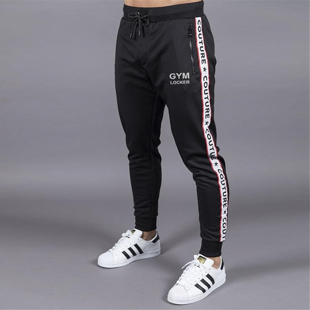 High Quality Run Jogging Pants Men Training Running Sport Pants Men