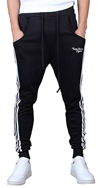 Amazon.com: Keybur Mens Jogging Pants Tracksuit Bottoms Running