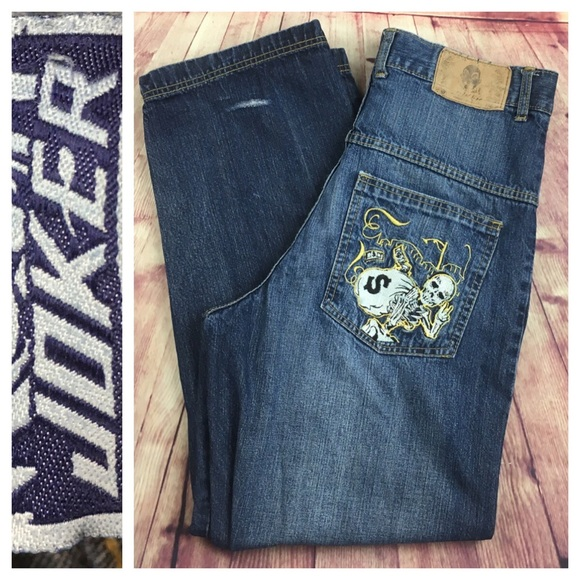Joker Jeans | Mens Relaxed Fit Denim Jean In Size 32 | Poshmark