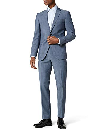 Joop! Men's Herby-Blayr Suit, Blue (Hellblau 426), 42: Amazon.co.uk