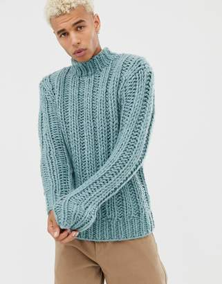 Men's Hand Knit Sweater - ShopStyle Canada