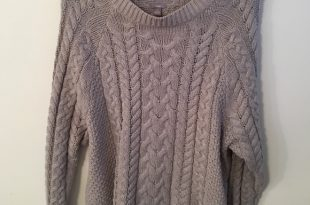 aerie Sweaters | Womens Cable Knit Sweater | Poshmark