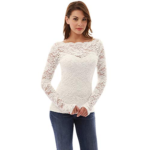 Lace Shirts for Women: Amazon.com