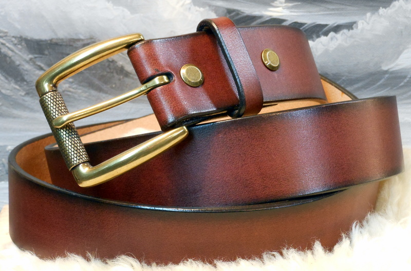 Handmade Leather Belts | Product categories | Cellar Leather