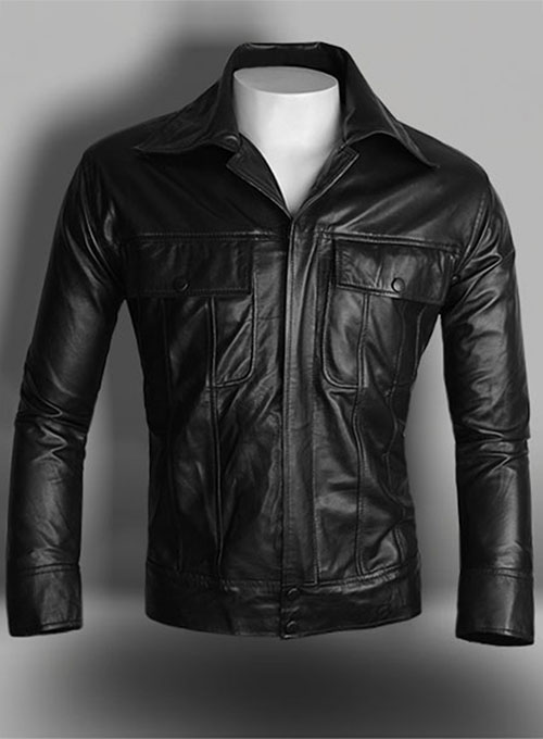 Elvis Presley Leather Jacket : MakeYourOwnJeans®: Made To Measure