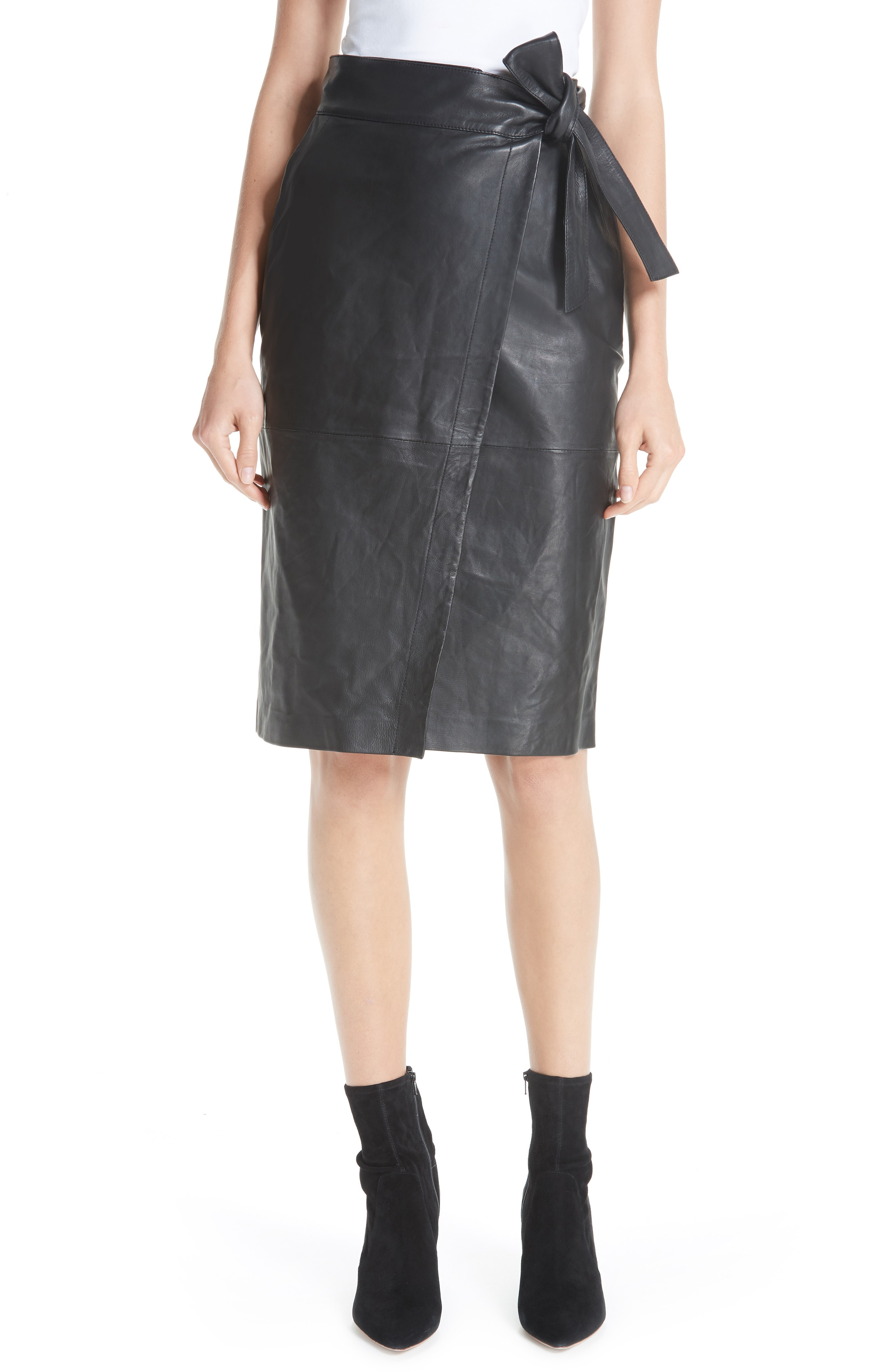 leather skirts | Nordstrom