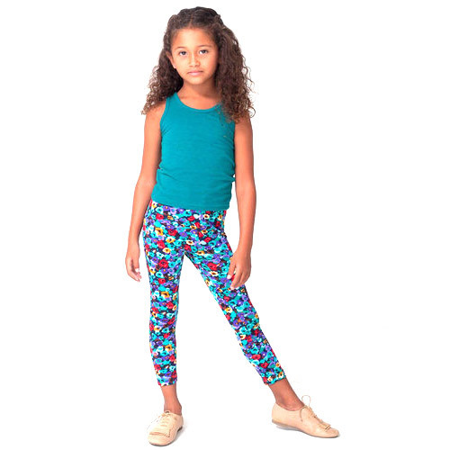 Kids Leggings, Bachchon Ki Legging, किड्स लेगिंग - Indian