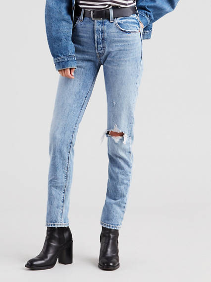 501® Skinny Jeans - Medium Wash | Levi's® US