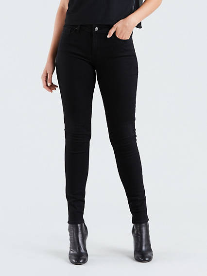 Black Jeans for Women - Ripped, Skinny & High Waisted Jeans | Levi's® US