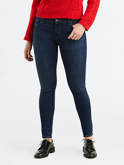 The Levis Jeans 710: comfortable and stylish