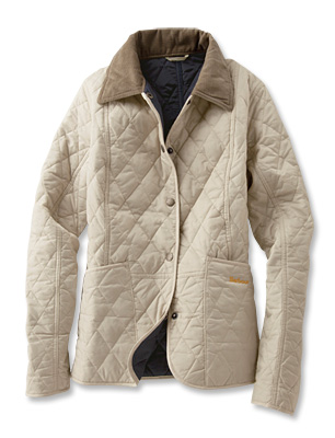 Quilted Jacket for Women / Barbour® Summer Liddesdale Quilted Jacket