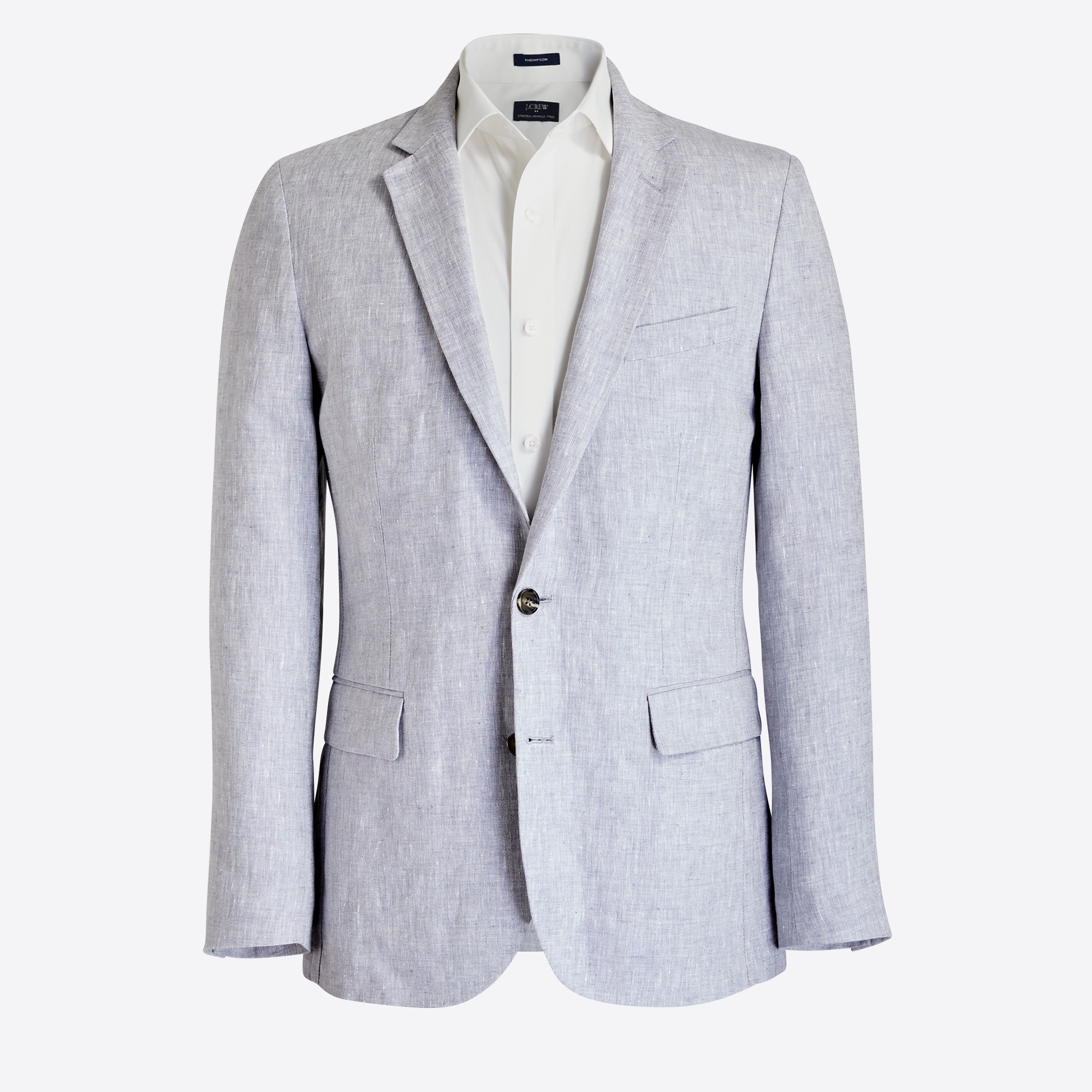 Thompson unstructured linen blazer : FactoryMen Blazers | Factory
