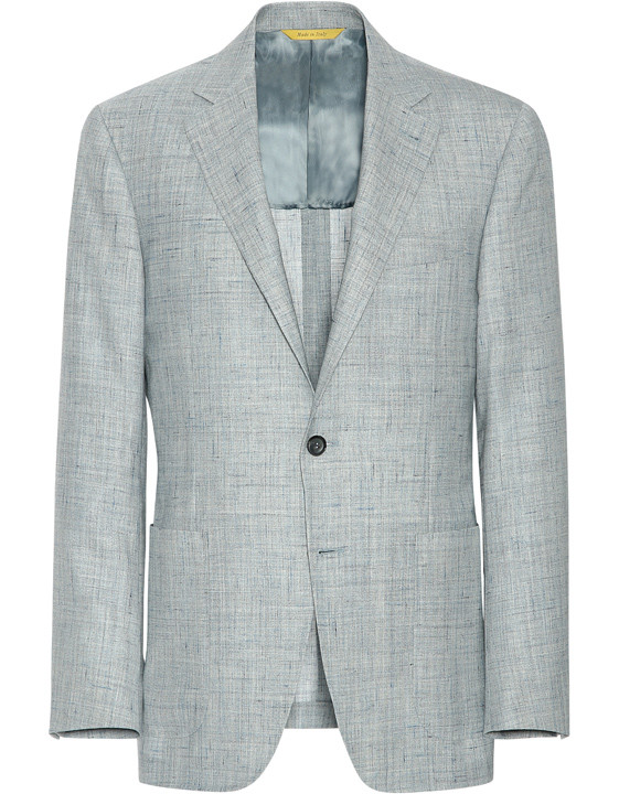 Italian Luxury Men's Linen Blazers | Shop online on Canali.com
