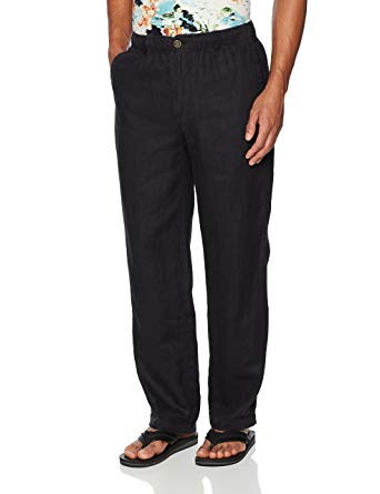 Amazon.com: Amazon Brand - 28 Palms Men's Relaxed-Fit Linen Pant