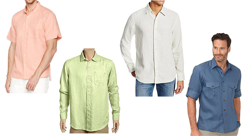 15 Best Summer Linen Shirts for Men: A Buying Guide 2018 | Heavy.com