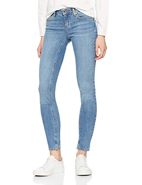 Liu Jo Women's B.up Fabulous Reg.w Skinny Jeans: Amazon.co.uk: Clothing