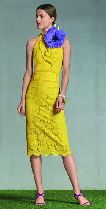 Marc Cain Fashion Designs Spring to Life in Paramus