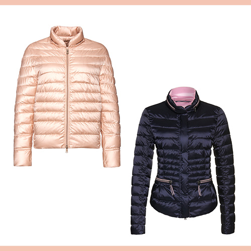 Spring - The perfect jackets for in between seasons - Marc Cain Blog