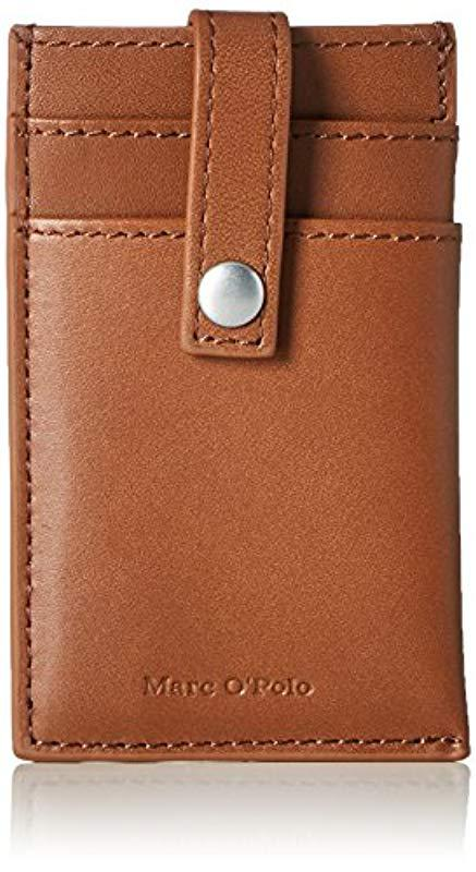 Marc O'polo W53 Card Case in Brown for Men - Lyst