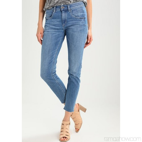 Marc O'Polo Relaxed fit jeans - fluid blue wash JsiAamE9