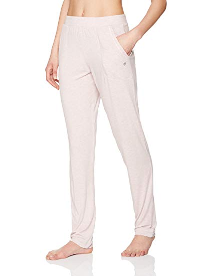 Marc O'Polo Body & Beach Women's Pants Pyjama Bottoms, Red (rosa-Mel
