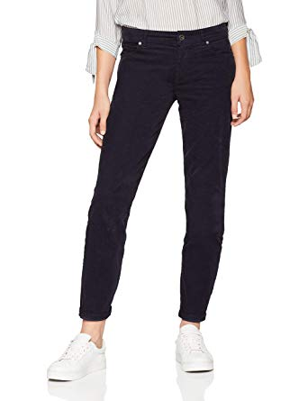 Marc O'Polo Women's M08103511035 Corduroy Pants: Amazon.co.uk: Clothing