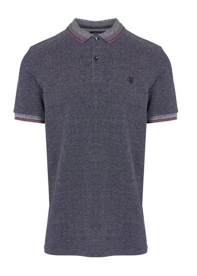 New collection COTTON PIQUÉ REGULAR-FIT POLO SHIRT 895
