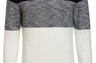 Sweater In Marc O'polo Blue Men Classic-Vouge
