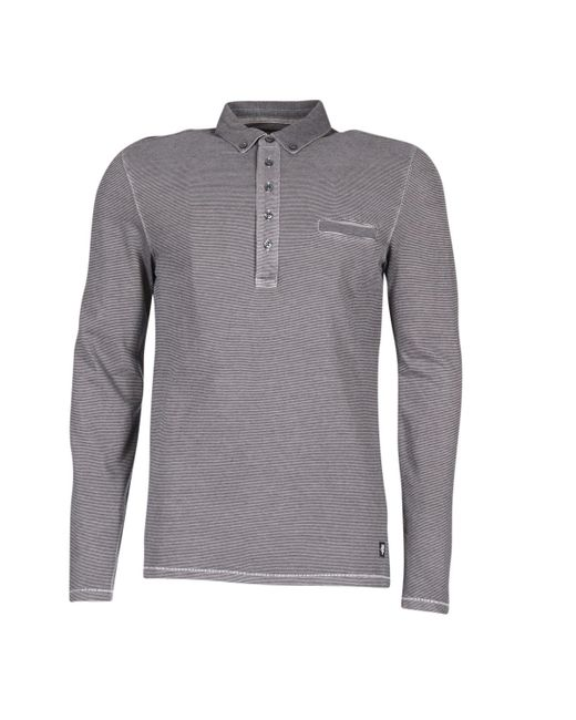 Marc O'Polo Locar Men's Polo Shirt In Grey in Gray for Men - Lyst