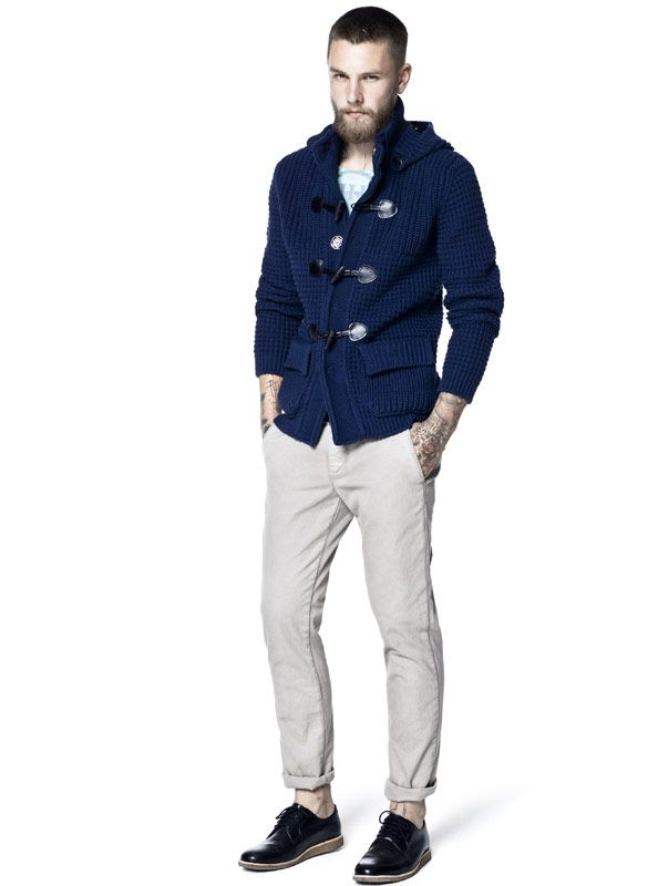 Urban maritime codes | Past Collections - Man | Mens fashion