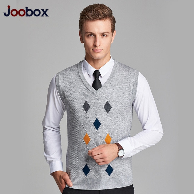 JOOBOX 2018 Spring autumn Clothing Cashmere Sweater Men Cardigan