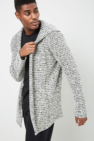 Men's Sweaters: Open-Front Cardigans & Pullovers | Men | Forever 21