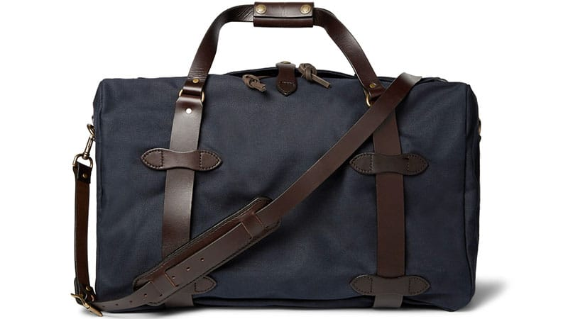 15 Best Weekender Bags for Men on The Go - The Trend Spotter