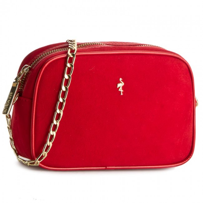 Handbag MENBUR - 763460007 Red - Clutch Bags - Handbags - www