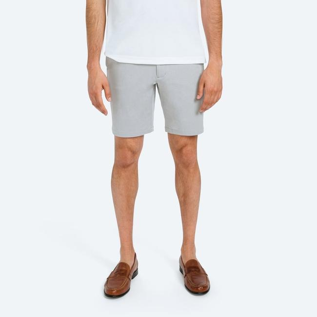 Men's Shorts | Stretch Chino Shorts | Stone | Ministry of Supply