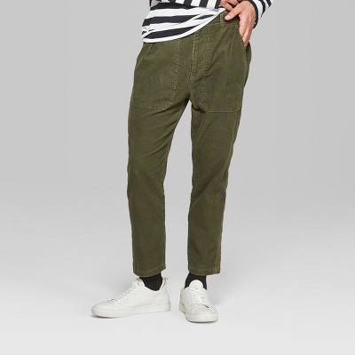 Men's Corduroy Pants - Original Use™ Paris Green : Target