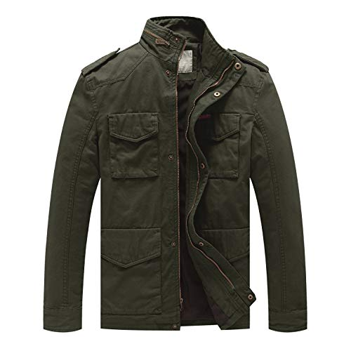 Men's Field Jacket: Amazon.com