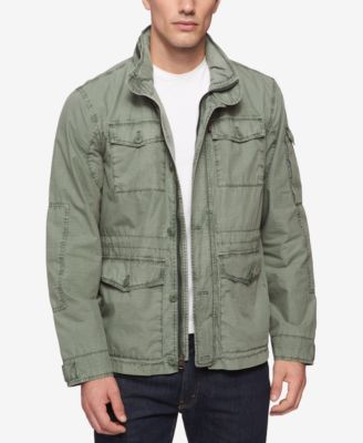 Levi's Men's Lightweight Field Jacket - Coats & Jackets - Men - Macy's