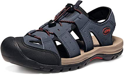 Amazon.com: ATIKA Men's Sports Sandals Trail Outdoor Water Shoes