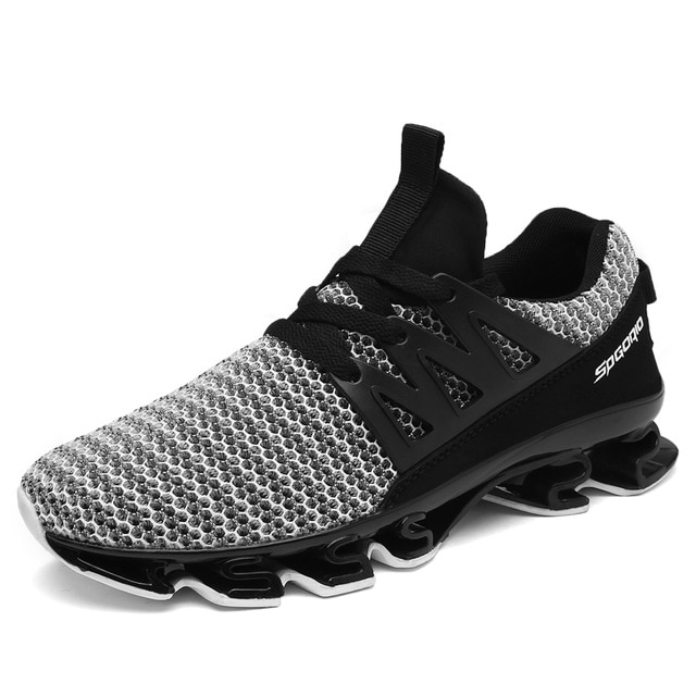Men's Running Shoes Spring blade Sneakers Cushioning Outdoor Sport