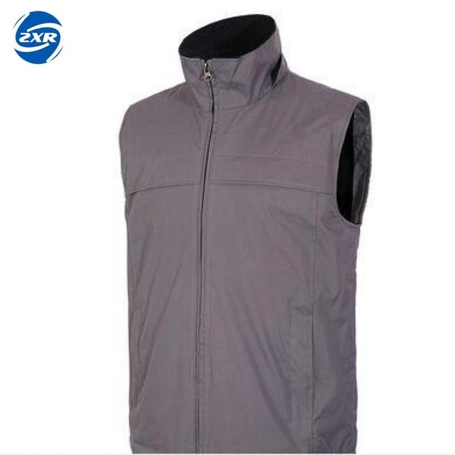 Men Women Waterproof Softshell Fleece Warm Vest Winter Trekking