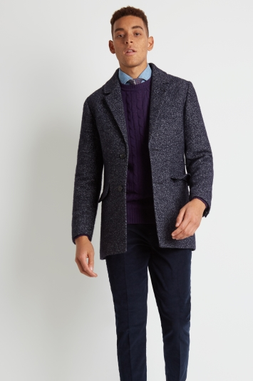 Overcoats for Men Available At Moss Bros