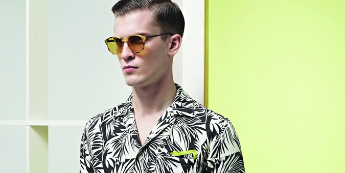 How To Wear: Men's Bold Print Shirts | FashionBeans