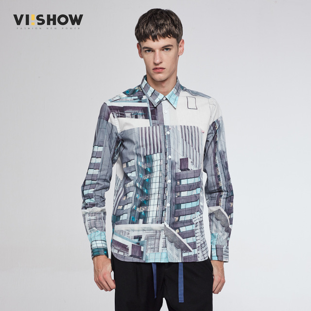 Men's print shirts for retro and beach looks