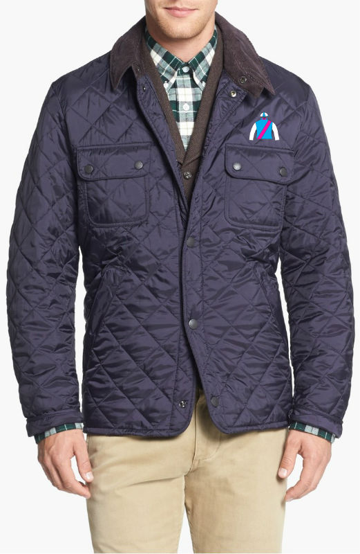 Barbour Tinford Men's Quilted Jacket u2014 Dream Maker Racing