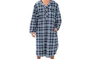 Mens Long Nightshirts: Amazon.com