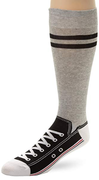 Amazon.com: K. Bell Socks Men's Sneaker Socks, Heather Grey, Sock