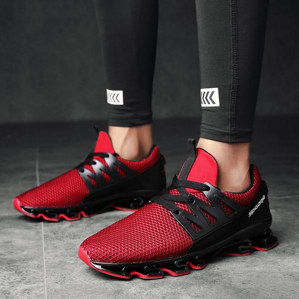 Men's Shoes - Blade Runner Style Professional Jogging Training