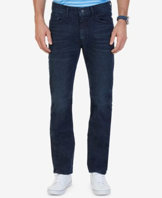 Nautica Men's Stretch Straight-Leg Jeans & Reviews - Jeans - Men